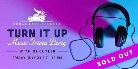 Turn It Up: Music Trivia Party tickets