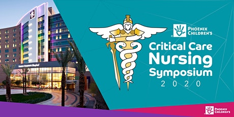 Phoenix Children's Critical Care Nursing Symposium 2020 tickets