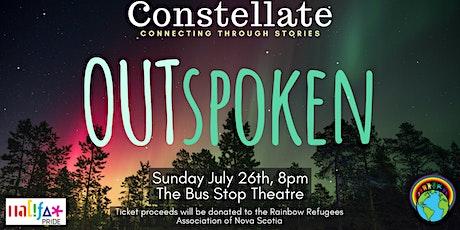 Constellate | OUTspoken tickets