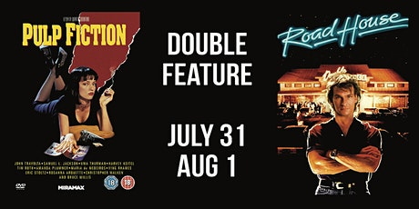 Pulp Fiction / Road House - Saturday tickets