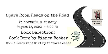 Spare Room Reads on The Road - Northfolk Winery Cork Dork Discussion tickets