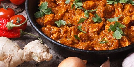 Online Chicken Tikka Masala tickets