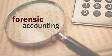 Forensic Accounting for Fraud Training Seminar - Virtual Event tickets