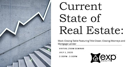 Current State of Real Estate tickets