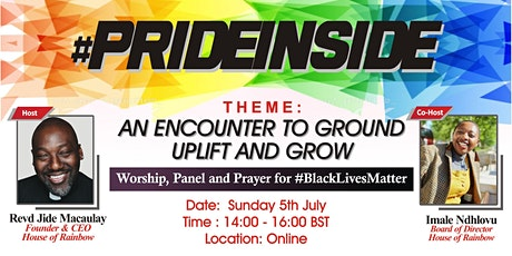 An Encounter to Ground, Uplift And Grow. tickets