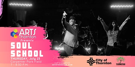 Twist and Shout Concert: Soul School tickets