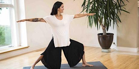 Donation Yoga tickets