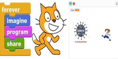 iMap Learning To Code With Scratch 3.0 Programme (For 8 to 12 Years Old) tickets