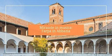 Concerto d'arpa in Abbazia biglietti