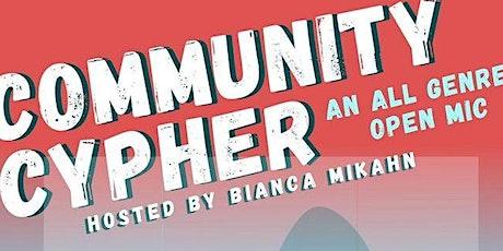 July Virtual Community Cypher tickets