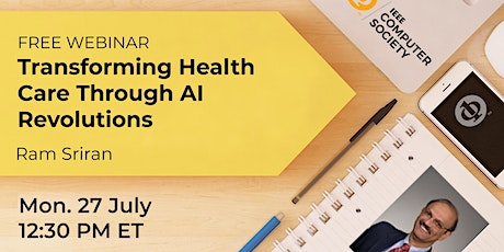 Transforming Health Care Through AI Revolutions tickets