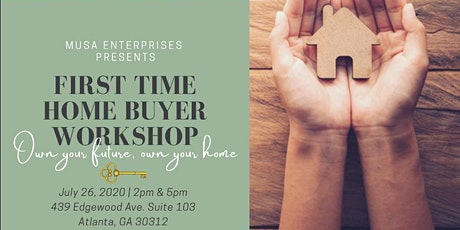 Own Your Future, Own Your Home Workshop tickets