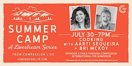 Summer Camp with Aarti Sequeira and Bri McKoy Tickets