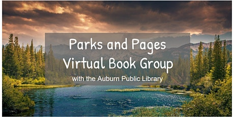 Parks and Pages Book Group tickets
