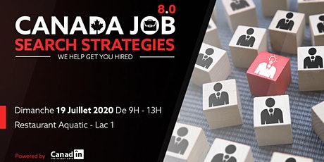 Canada Job Search Strategies 8.0 billets