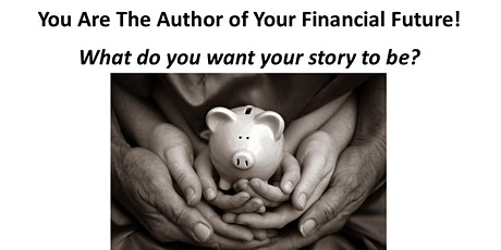 You Are The Author of Your Financial Future tickets
