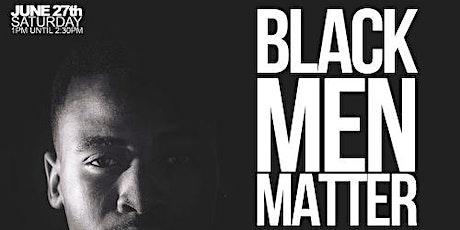 Black Men Matter tickets