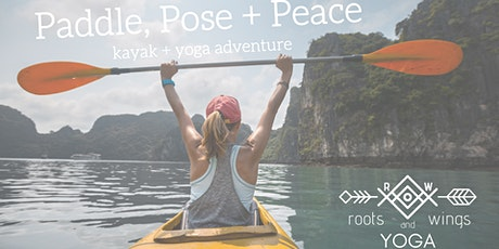 Paddle, Pose + Peace tickets