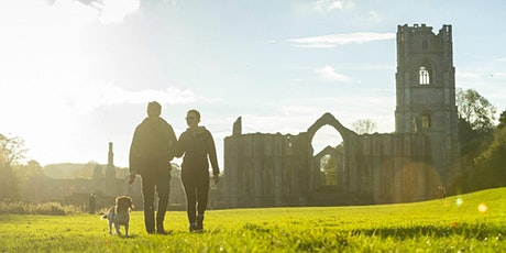 Timed entry to Fountains Abbey & Studley Royal Water Garden(6 July-12 July) tickets