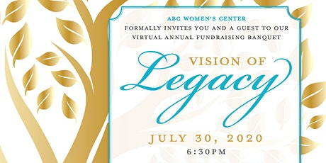 ABC Banquet Vision of Legacy - Celebrating 30 Years tickets