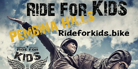 Ride For Kids Manitoba 2020 tickets