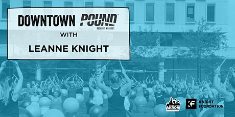 Downtown Pound Class tickets
