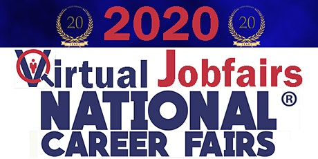 DETROIT VIRTUAL CAREER FAIR AND JOB FAIR- July 21, 2020 tickets