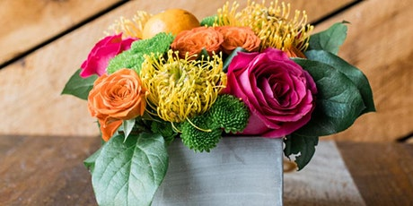 Fall Floral Workshop tickets