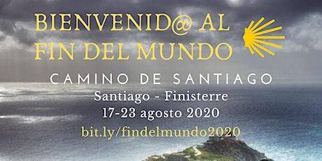 CAMINO DE SANTIAGO. Bienvenid@ al Fin del Mundo entradas