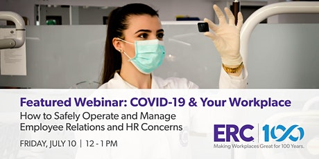 How to Safely Operate and Manage  Employee Relations & HR Concerns tickets