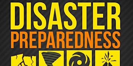 Disaster Preparedness Workshop tickets