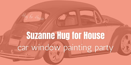 Car Window Painting Party: Suzanne Hug for House tickets
