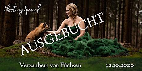 """Shooting Special """"Verzaubert von Füchsen"""" Tickets"""