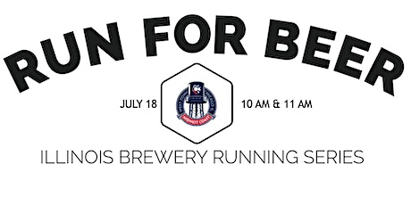 Beer Run - Midwest Coast Brewing|Part of the 2020 IL Brewery Running Series tickets