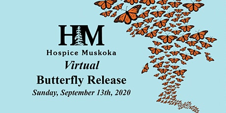 Virtual Butterfly Release tickets