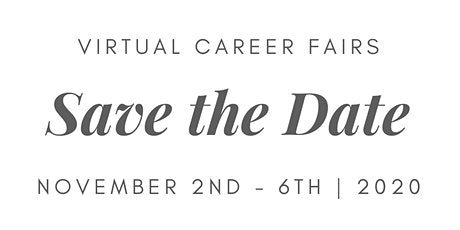 Henderson State University Virtual Career Fairs - Fall 2020 tickets