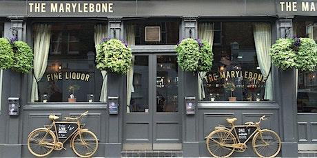 Прогулка по Marylebone tickets
