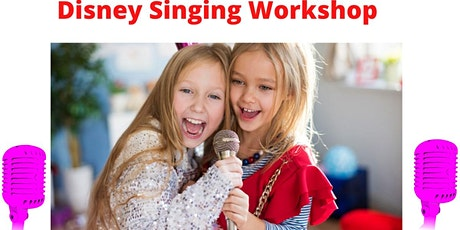 Group Disney Singing for age 6 to 10 years old tickets