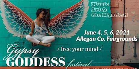 Gypsy Goddess Festival 2021 tickets