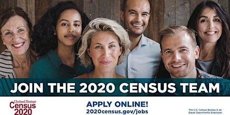 2020 Census Jobs...$22.50 - $27.50 per hour...Los Angeles County Residents tickets