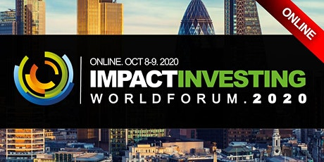 Impact Investment ESG Banking Conference 2020 - Virtual Event (Online) Oct tickets