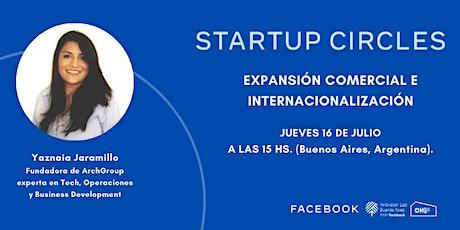 Expansión comercial e internacionalización ingressos