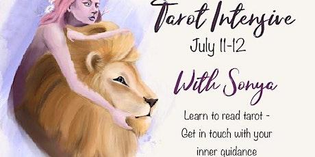 Tarot Reading Intensive tickets