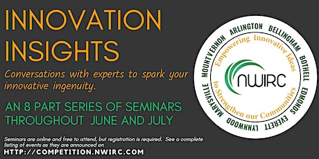 Innovation Insights -Innovations in Health Care and Applied Life Science tickets