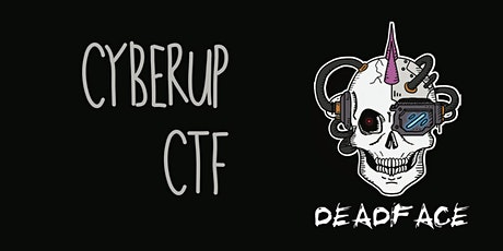 CyberUp CTF Competition for all levels tickets