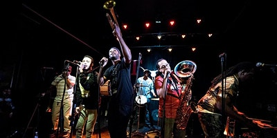 SHOW POSTPONED to 4/3/2021: Rebirth Brass Band