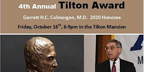Tilton Award Dinner 2020 tickets
