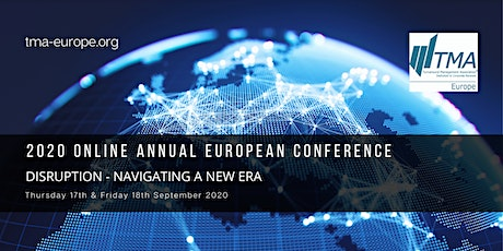 TMA Europe 2020 Online Annual European Conference tickets