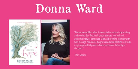 "Donna Ward - ""Unexpected Hope"" tickets"