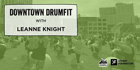 Downtown DrumFIT tickets